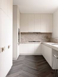 chevron flooring kitchen contemporary with herringbone wood floor