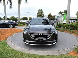 2016 used mazda cx 9 awd 4dr signature at royal palm toyota
