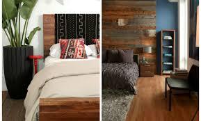 chambre à coucher rustique décoration chambre a coucher rustique moderne 39 paul