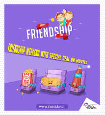 let the celebration begins friendship weekend with special