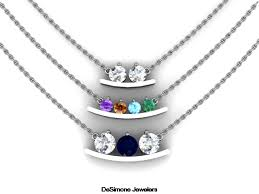 birthstone necklaces for mothers mothers birthstone bracelets jewelry flatheadlake3on3