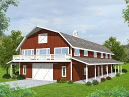barn style garage with apartment plans 012g 0137 barn style garage apartment plan with boat storage