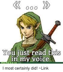 Link Meme - 25 best memes about voice meme voice memes