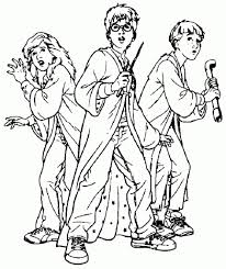 best of movie harry potter coloring pages for kids womanmate com