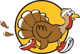 thanksgiving turkey runs in columbus 2017