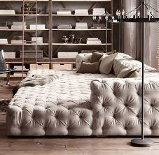 Deep Sofas For Sale by Best 25 Tufted Sofa Ideas On Pinterest Home Flooring Home