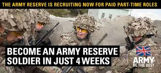 Army Reserve Meme - millions spent on army reserve caign by mod but only 140 sign