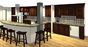 kitchen island with columns is there room for an island do you a sledgehammer