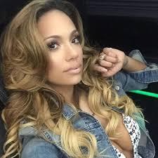 erica mena hair erica mena hair tutorial foto video