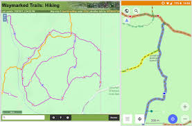 Florida Trail Map by How To Map Hiking Routes In Openstreetmap And Mapillary