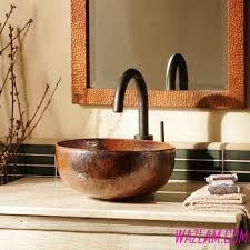 Bathroom Sink Stone Bathroom Sink U0026 Faucet The Bathroom Vessel Sink Value Bathroom