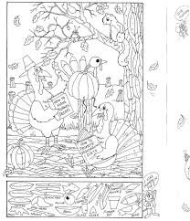 coloring pages attractive thanksgiving coloring pages and
