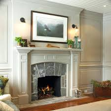 traditional fireplace decorating ideas vs insert family mantel
