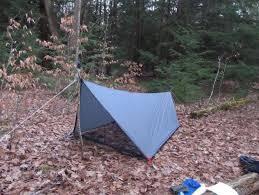 catenary cut tarp the ultralight hiker