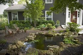 Aquascape Water Features Front Yard Water Features Boost Your Curb Appeal Aquascape Inc