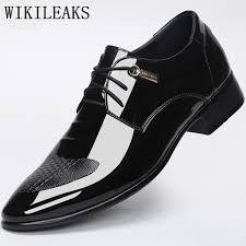 wedding shoes for men aliexpress buy designer luxury brand wedding shoes