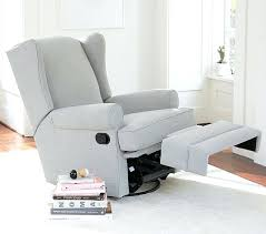 reclining rocking chair recliner glider nursery socyeu in for plan