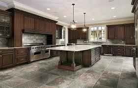 Kitchen Flooring Designs Tile Floor