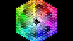Color Spectrum Screenheaven Hex Color Spectrum Multicolor Simple Background