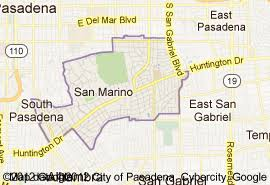 foothill cus map foothill fence company serves san marino ca
