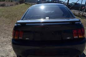 2001 Black Mustang Facebook