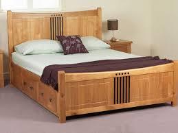 Stylish Bed Frames Stylish Wooden King Size Bed Frame Awesome Wooden King Size Bed