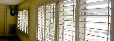 Blinds For Windows With No Recess - wood cased windows are no problem for plantation shutters window
