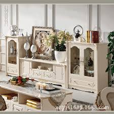 creative american country wrought iron wood furniture wholesale