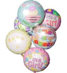 mylar balloon bouquets new baby balloon bouquet 6 mylar balloons congratulate