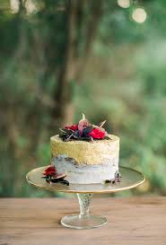 single layer wedding cake with fresh flowers best images about