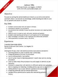 resume exles for dental assistants dental assistant resume template great resume templates dental