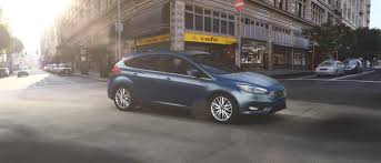 2018 ford focus sedan u0026 hatchback high performance sleek