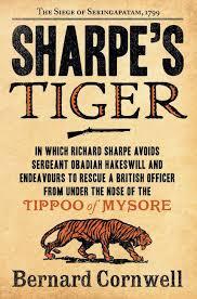 siege social cultura sharpe s tiger bernard cornwell e book