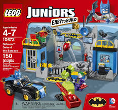 Lego Headquarters Lego Juniors Batman Defend The Bat Cave Holiday Gifts Headquarters