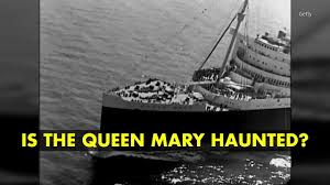 do ghosts haunt the queen mary ship the weather channel