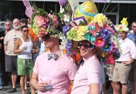easter bonnets size matters big easter bonnets photos project q atlanta