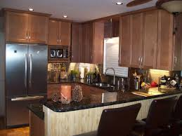 Backsplash Maple Cabinets Kitchen Breathtaking Maple Kitchen Cabinets Backsplash
