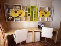 Kids Modern Desk by Creative Storage Design Ideas For Kids With Study Table Gallery