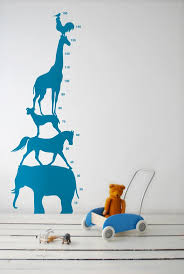 121 best home off the wallpaper images on pinterest fabric ferm living animal tower wall sticker the fun design of the ferm living animal tower wall sticker will bring a smile to any child s face