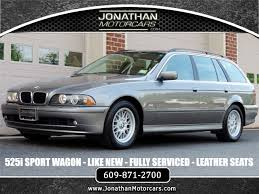 bmw 525i sport for sale 2002 bmw 5 series sport wagon 525i stock d86631 for sale near