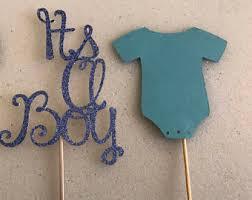 blue baby shower blue baby shower etsy