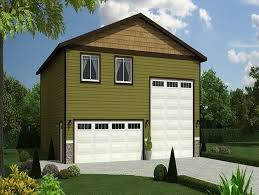 Garage With Living Quarters by Plan 20128ga Carriage House Apartment With Rv Garage Carriage