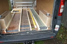 Cargo Van Shelves by Van Racking Thisiscarpentry