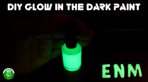 glow in paint diy glow in the paint high luminescence