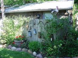 pinterest garden fence decoration ideas found on hiddengarden