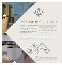 ba kitchen brochure 2017