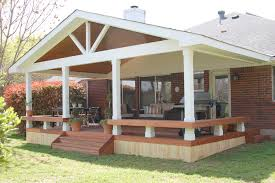 covered decks and patios home design