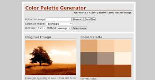 color scheme maker 25 powerful free color combination tools for graphic designers
