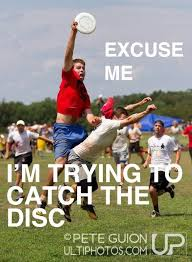 Ultimate Frisbee Memes - great picture by pete don t know who added the caption ultimate
