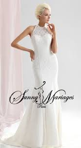 robe de mari e simple dentelle robe de mariee dentelle sur mesures 599 mariages sct 100